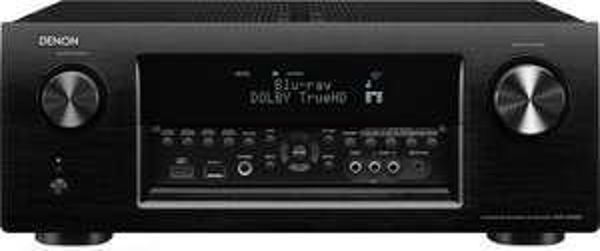 Denon AVR-X4000 Schwarz für 665,23