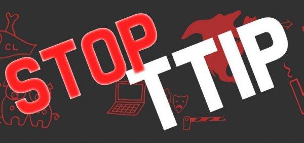 Kostenloses Infomaterial für TTIP