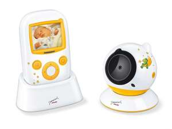 Amazonblitzangebot: Beurer 952.52 JBY 103 Video Babyphone Janosch für 85,00€