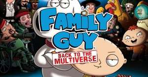 [Steam] Family Guy™ Back to the Multiverse + DLC