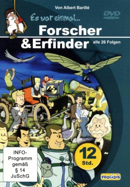 Es war einmal... Forscher und Erfinder [6 DVDs] @ buecher.de/amazon für 34,95€
