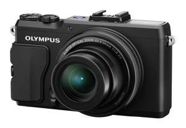 Olympus Stylus XZ-2 für 201,21€ @Amazon.es