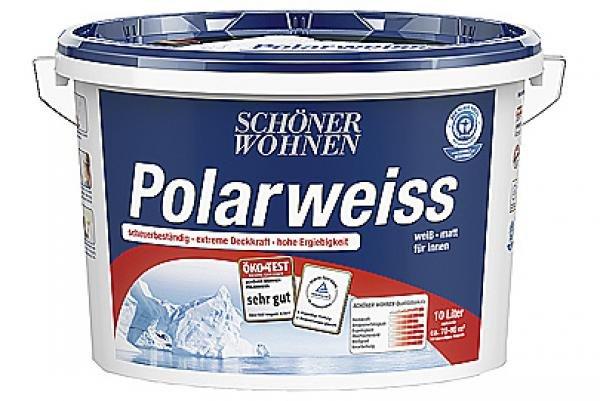 [Offline] Schöner Wohnen Polarweiß - 12,5l für 42,99€ (3,44€ je Liter) @ Hellweg