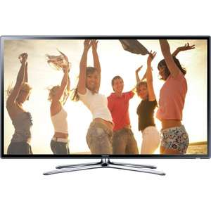 Samsung 3D LED TV UE40F6340 40 Zoll 200 Hz Full HD USB WLAN Triple Tuner