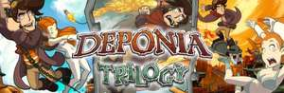Deponia Trilogy [Steam] für 13,05 €; einzelne Teile ebenfalls reduziert