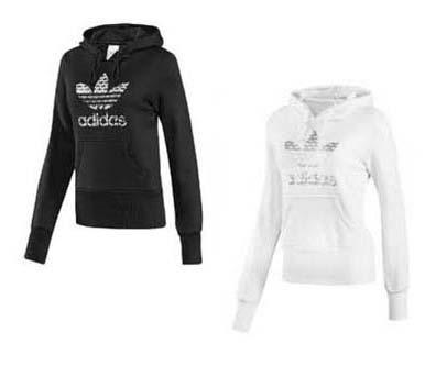 FÜR DIE DAMEN ! Adidas TREFOIL HOODY Sweatshirt Kapuzenshirt für 29,99 incl.Versand