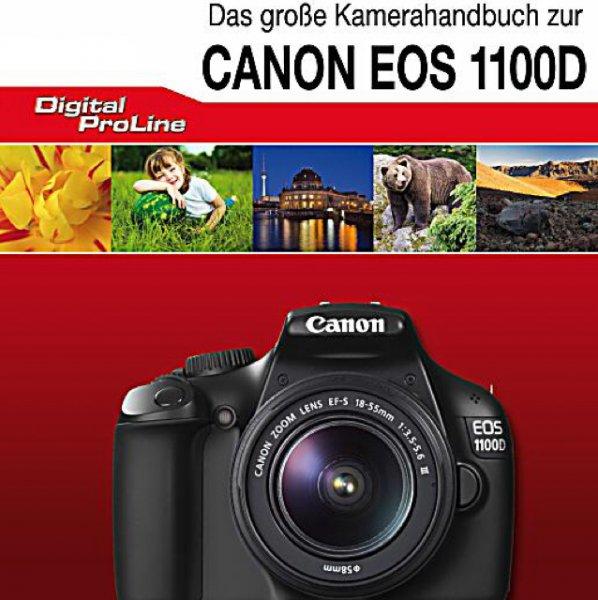 Data Becker Canon EOS Kamerahandbuch f. verschiedene Kameras