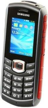 [meinpaket.de OHA] Samsung GT - B2710 Outdoor Handy schwarz/rot für 64,99 €  Inkl.Vsk