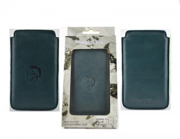 DIESEL iPhone Hüllen z.B. Echt Leder Hülle für 8,49€ inkl. Versand @ebay