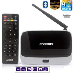 (CN) CS918 Quad Core 1,8Ghz Android 4.2 TV Box Player für 36,01€ @ Ebay