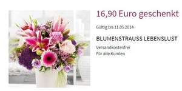 11€ + Versand sparen bei miflora