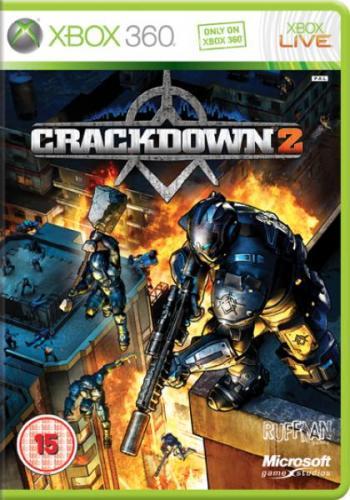 Crackdown 2 Xbox 360 für 7,80€ incl.Versand