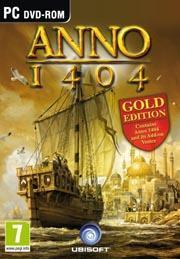 Anno 1404 (englisch) inkl. Addon Venice bei Gamersgate für 7,49 Euro