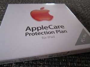 AppleCare Protection Plan iPad 2,3,4 mini und air Apple Care max. 2 Jahre Garantie + 40,99€