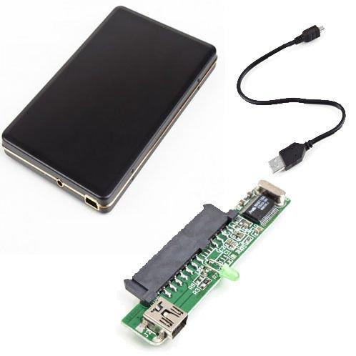 (CN) 2.5 Zoll externes USB Gehäuse für umgerechnet ca. 2,75€ @ Ebay