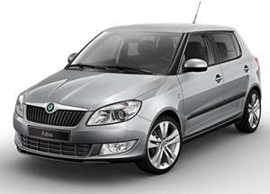 skoda fabia neuwagen leasing ab 84 16 pro monat ohne. Black Bedroom Furniture Sets. Home Design Ideas