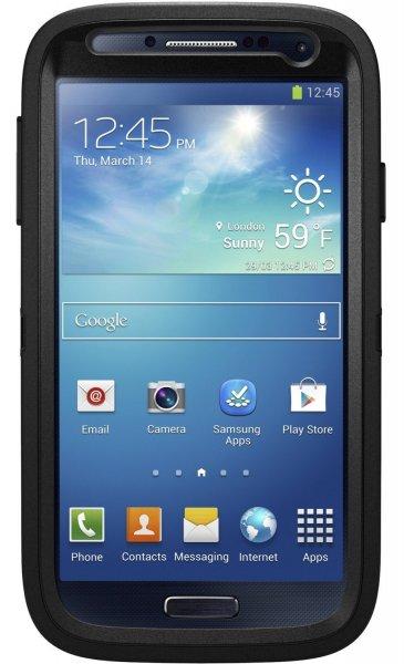 [Prime Amazon] OtterBox Defender Series, Schutzhülle für das Samsung Galaxy S4