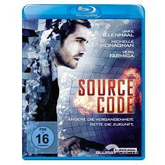 [Blu-ray] Source Code (Wie neu) für 2,94 € bei Prime- oder Hermes-Versand @Amazon WHD