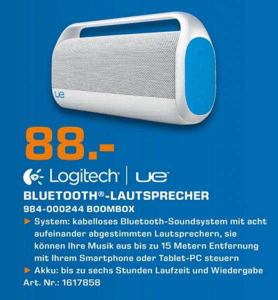 Logitech UE Boombox für 88€ >Lokal< Saturn Leverkusen