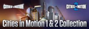 [Steam] Cities in Motion 1+2 Collection @ Humble Store