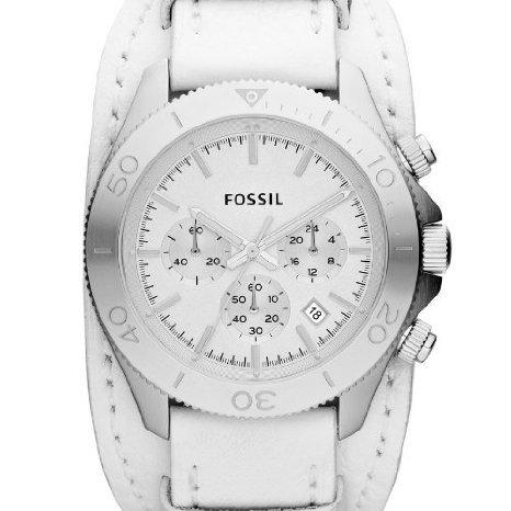 [amazon] Fossil Herren-Armbanduhr XL Retro Traveler Analog Quarz Nylon CH2858, 45,75 €