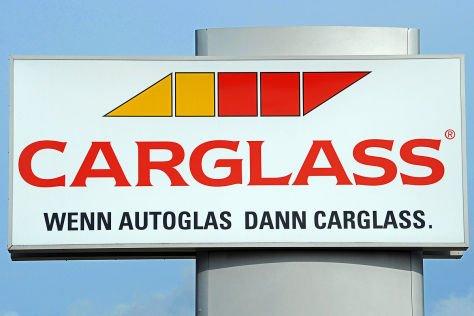 Carglass Aktion, 1 Satz Scheibenwischer bei der Behebung eines Scheibenschadens!