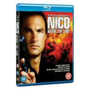 Nico: Above The Law (Blu-ray) für 6,82 Euro incl.VSK