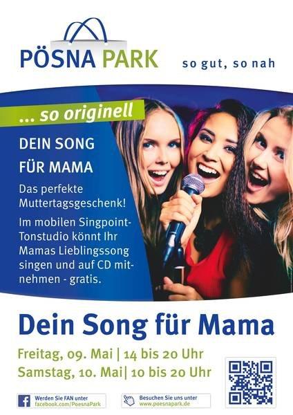 Dein Song für Mama