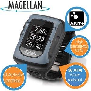 Magellan Switch Crossover GPS Uhr für 69,95€ zzgl. 5,95€ Versand @iBOOD