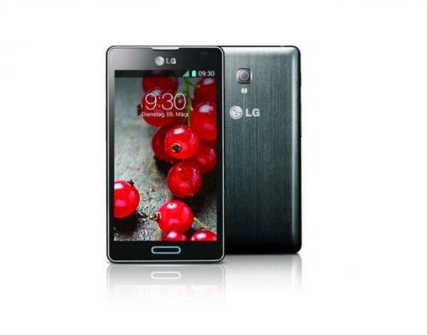 """LG P710 Optimus L7 II black / 4,3"""" IPS / 8 MP Kamera / 4GB / Android 4.1 für 119,90 #MP"""