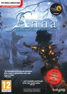 Anna: Extended Edition (Mac) [Steam] für 1,78€ @Amazon.com