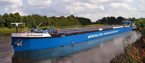 [MS Wissenschaft 2014] Ausstellungsschiff legt in 38 Städten (D+A) an // 06.05. - 28.09.2014 // kostenfreier Eintritt