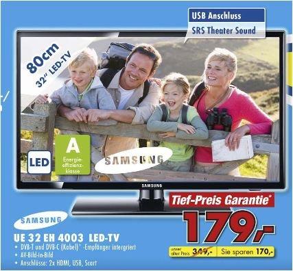 Samsung UE 32 EH 4003 LOKAL