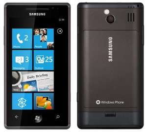 Samsung Omnia i8700 16GB wieder sehr günstig!!!