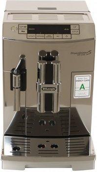 [Amazon WHD] DeLonghi ECAM 26.455.C Kaffeevollautomat PrimaDonna S De Luxe Chrome Line