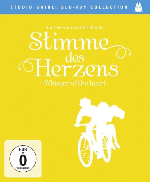 Stimme des Herzens - Whisper of the Heart (Studio Ghibli Blu-ray Collection) [Blu-ray] für 14,99 €