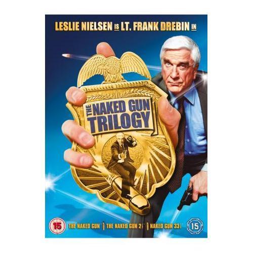 Die Nackte Kanone Trilogie für 4,49 Euro (DVD)