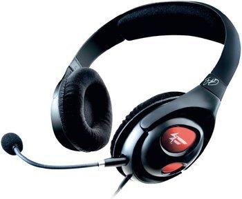Creative Fatal1ty Pro Series HS-800 Gaming Headset für 24,94€ @ ZackZack