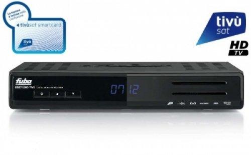 Tivusat HD Receiver inklusive freigeschalteter HD Karte