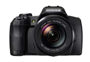 Fujifilm FinePix S1 Kompaktkamera (Full HD, 16 Megapixel, 7,6 cm (3 Zoll) Display, 50-fach opt. Zoom, WiFi)