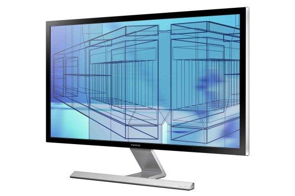 Samsung U28D590 4K Monitor bei MediaMarkt sofort verfügbar für 599€