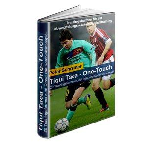 Kostenloses E-Book: Tiqui Taca und One Touch – 20 Trainingsformen