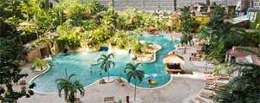 Tropical Islands - 44 % Ersparnis mit ADAC Karte