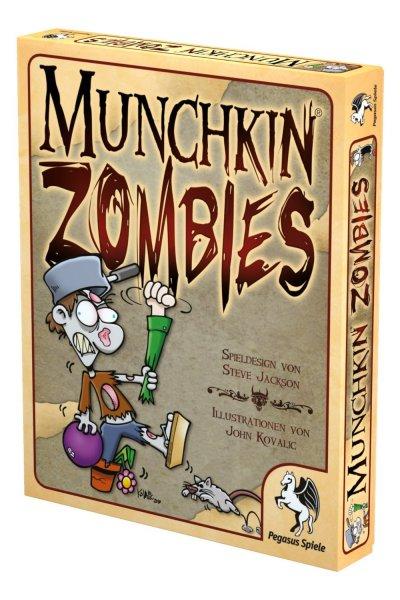 Munchkin Zombies oder Conan (Kartenspiel)