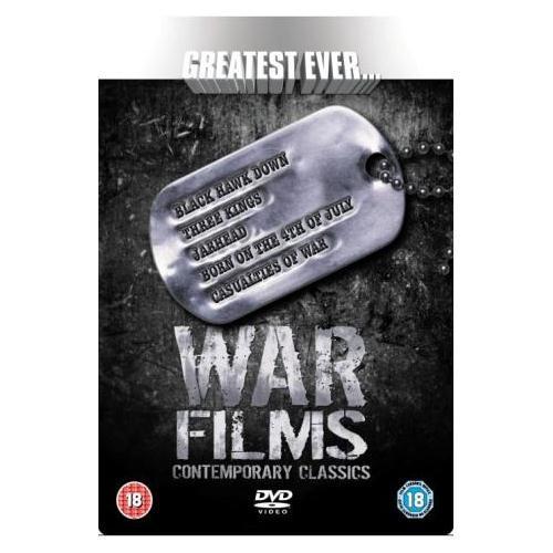 Greatest Ever... Modern War Filme (Steelbook) [5 DVDs] für ca. 7.83€ @ zavvi