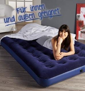 Kodi:  Luft Doppelbett 191*137*22 cm 50 % zur UVP und 17 % zum Vergleichspreis