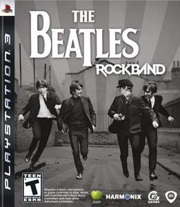 Rock Band: The Beatles [PS3] für 4,99€ @ play.com
