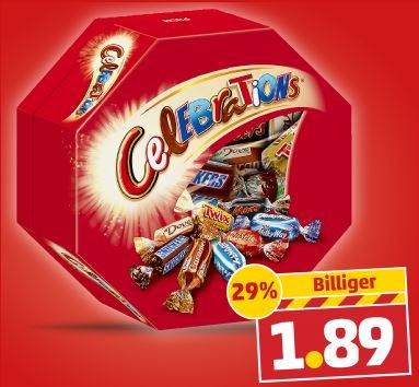 [Penny] Celebrations für 1,89 Euro