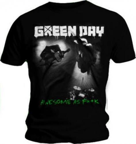 Green Day - High Jump T-Shirt für 7.49€ @ play.com