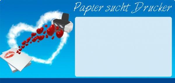 Avery Zweckform: Papier sucht Drucker